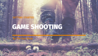Getting Started with Game Shooting