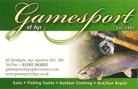 Gamesport of Ayr