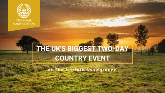 The biggest two-day country show in the UK is just two weeks away!