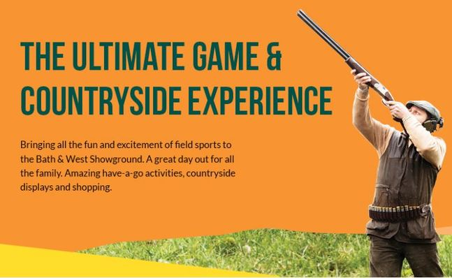 West of England Game Fair 2019