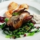 Recipe of the week - Roasted Partridge with Game Chips