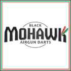 The new sensational black stripe MOHAWK Airgun Darts.