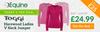 50% off Toggi Harewood Ladies V Neck Jumper